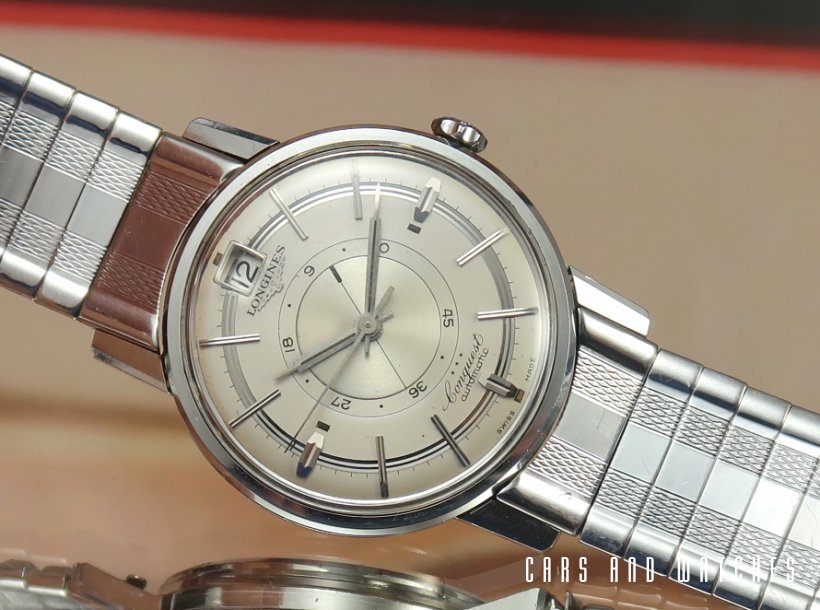 Longines Conquest Power Reserve