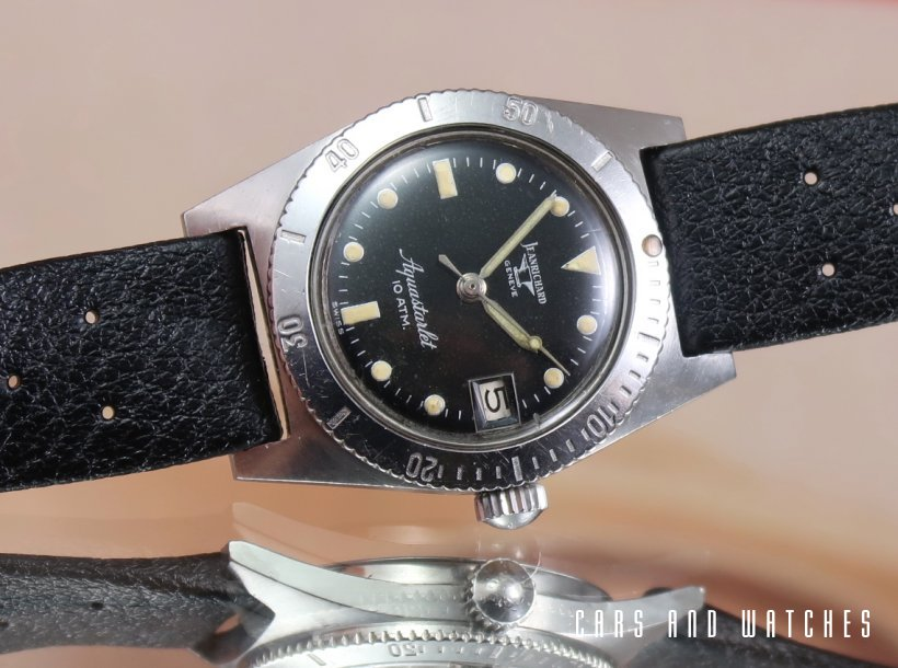 Jean Richard Aquastarlet Lady Diver