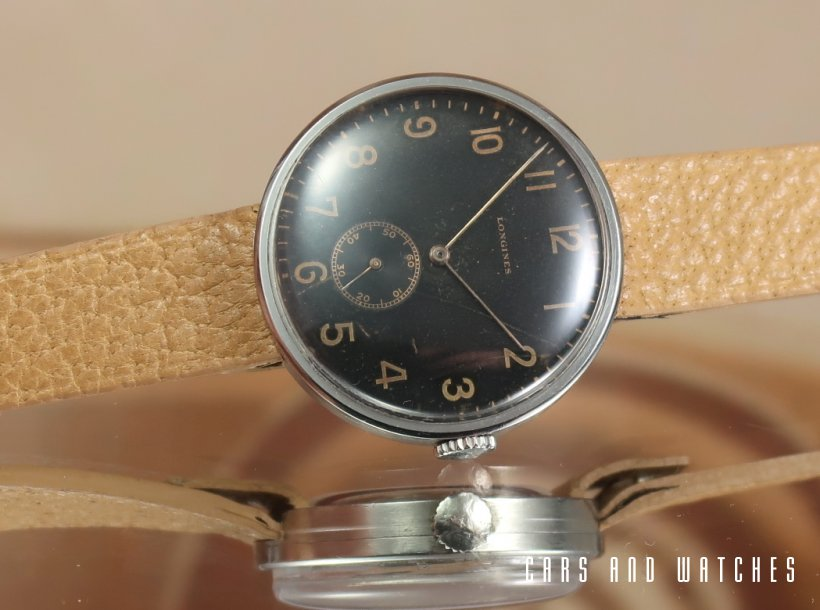 Ultra rare Longines Flying Saucer from 1938