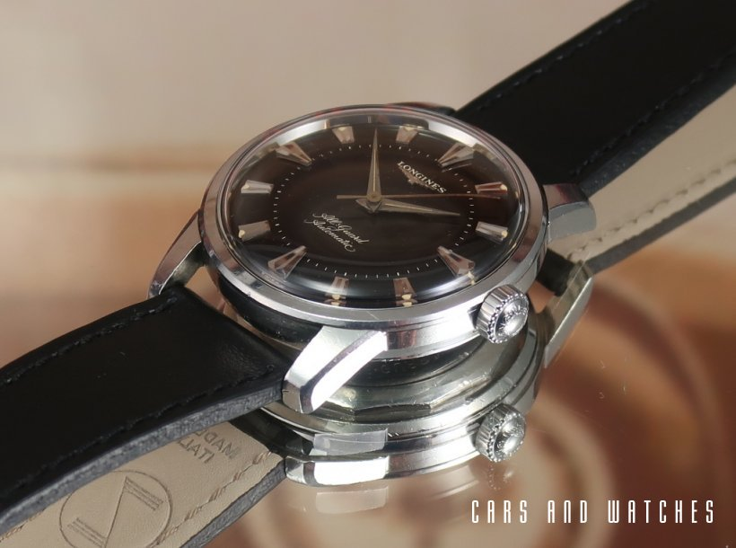 Longines All Guard Conquest 1956