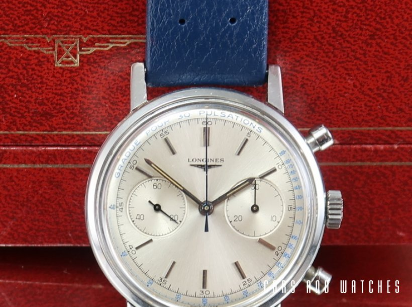 Longines 30CH Pulsations Dial waterproof 7413