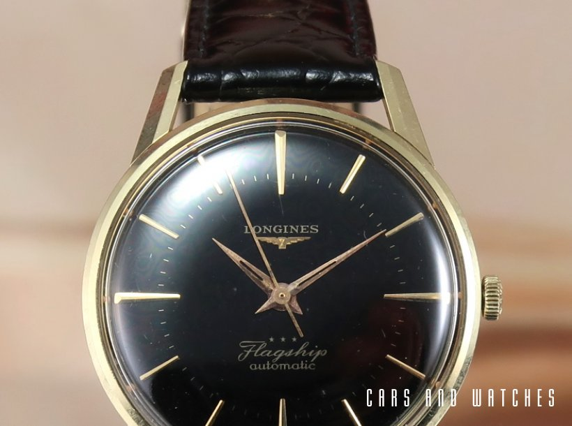 Longines FlagshipWaterproof mint