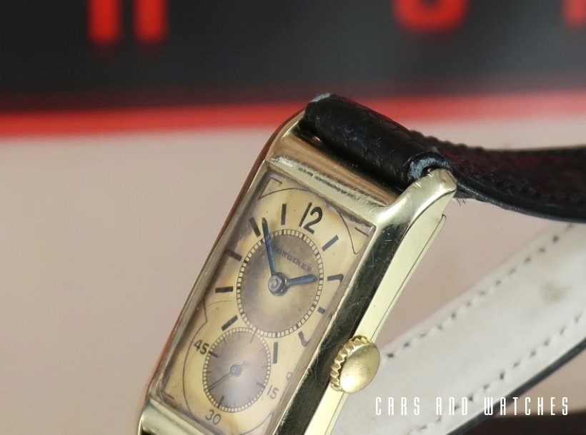 Longines Doctors watch with Cal 9.32